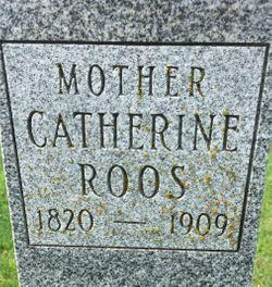 Catharina <I>Renistra</I> Roos