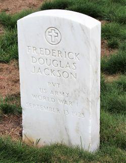 Frederick Douglas Jackson