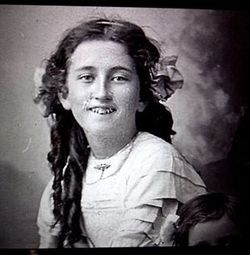 """Robertha Josephine """"Bertha"""" <I>Watt</I> Marshall"""