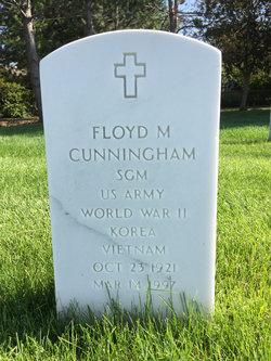 Floyd M Cunningham