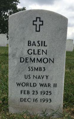 Basil Glen Demmon
