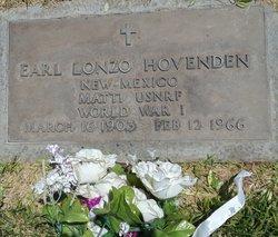 Earl Lonzo Hovenden Sr.