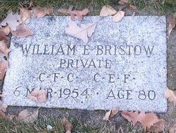 William Edward Bristow