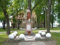 St. Peter und Paul Broniszewice (Kreis Pleschen)