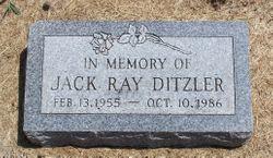 Jack Ray Ditzler