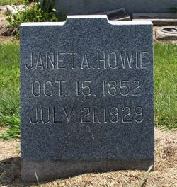 Janet A Howie