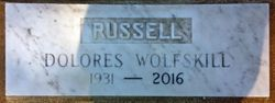 Dolores <I>Wolfskill</I> Russell