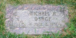 Michael Anthony Osage