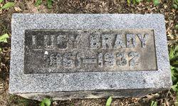 Lucy M. <I>Maul</I> Brady