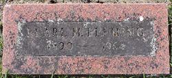 Pearl M <I>McIlwain</I> Fleming