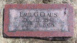 Emil Gladys Claus