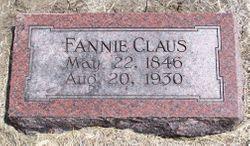 Fannie Claus