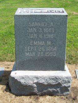 Samuel A Miller