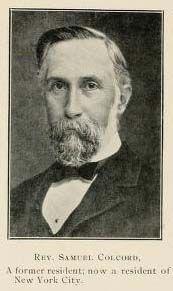 Samuel Clark Colcord