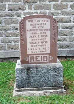 Lizzie S. Reid
