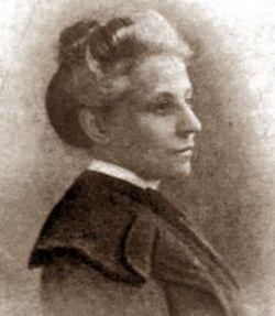 Grace Coleridge <I>Toynbee</I> Frankland