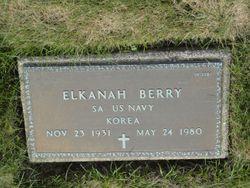 Elkanah Berry