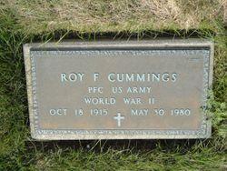 Roy F Cummings