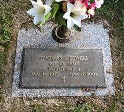 Thomas L Sewell, Jr