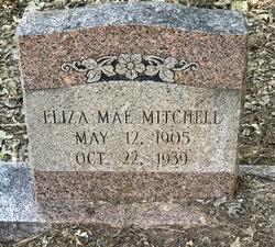 Eliza Mae Mitchell
