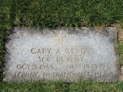 Gary Alvin Geedy