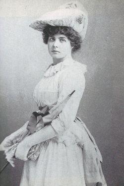 Constance Mary <I>Lloyd</I> Wilde