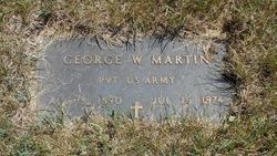 George William <I>Martens</I> Martin