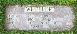 James Reid Wheeler