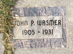 John Phillip Wasmer