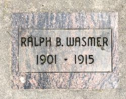 Ralph Barnett Wasmer