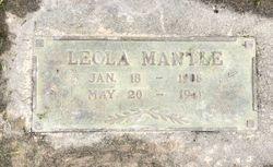Leola <I>Thorne</I> Mantle