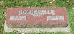 """Frederick David """"Fred"""" Dornblaser Jr."""