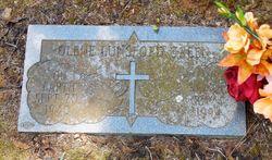 Bertha Olene <I>Lunsford</I> Green