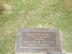 LTC Franklin D. Waddell