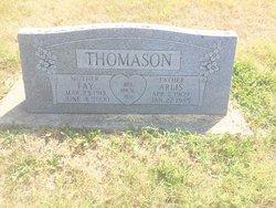 Arlis Thomason