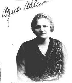 Agnes Adler