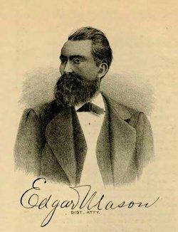 Dr Edgar Mason Jr.