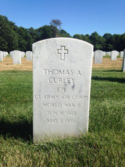 Thomas A Curley