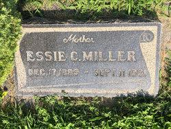 Essie <I>Cherrington</I> Miller