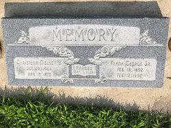 Frank George Memory