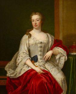 Lady Elizabeth <I>Percy</I> Seymour, Duchess of Somerset