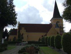 Magleby Churchyard