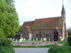 Landford St. Andrews Churchyard