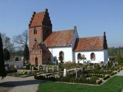 Beldringe Churchyard