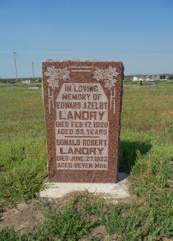 Edward Azelby Landry