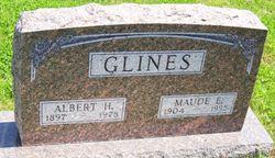 Maude Emiline <I>Blanchard</I> Glines