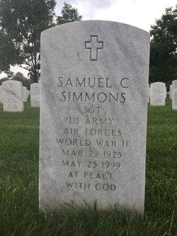 Samuel C Simmons