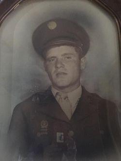 Sgt R. E. McCaffery