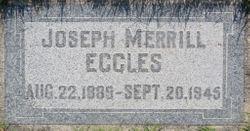 Joseph Merrill Eccles