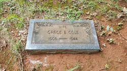 Grace B. <I>Roles</I> Cole